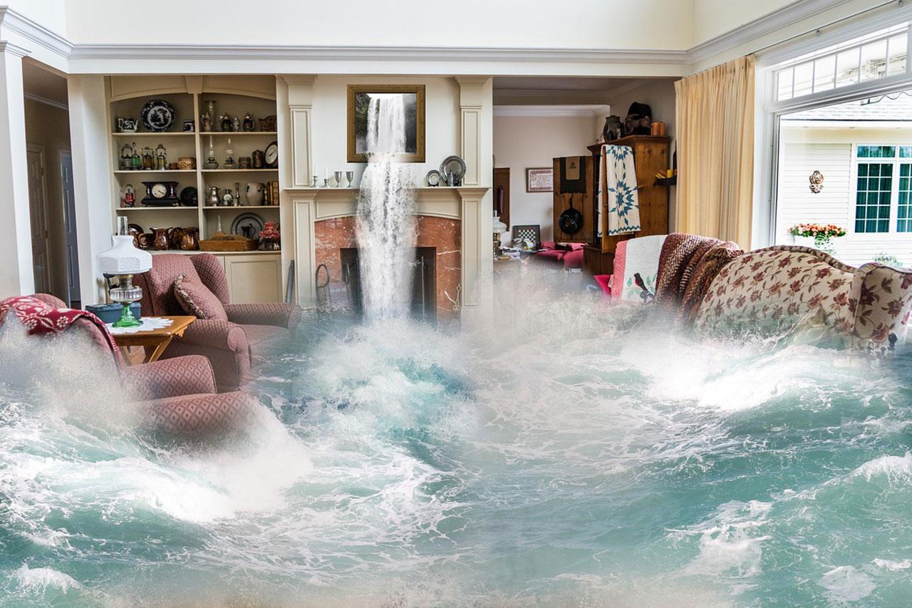 Que faire à la suite d'un dégât des eaux ?