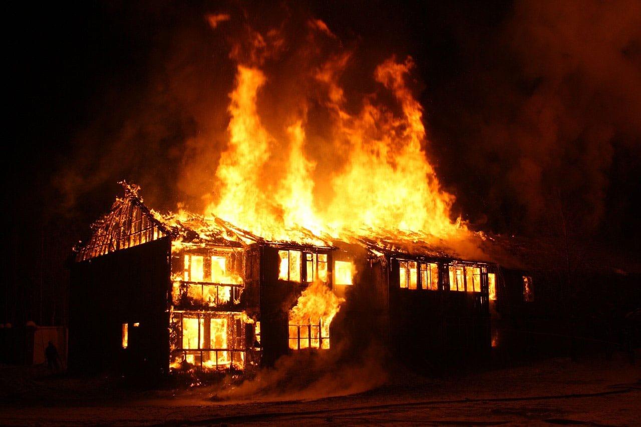 Que faire à la suite d'un incendie ?